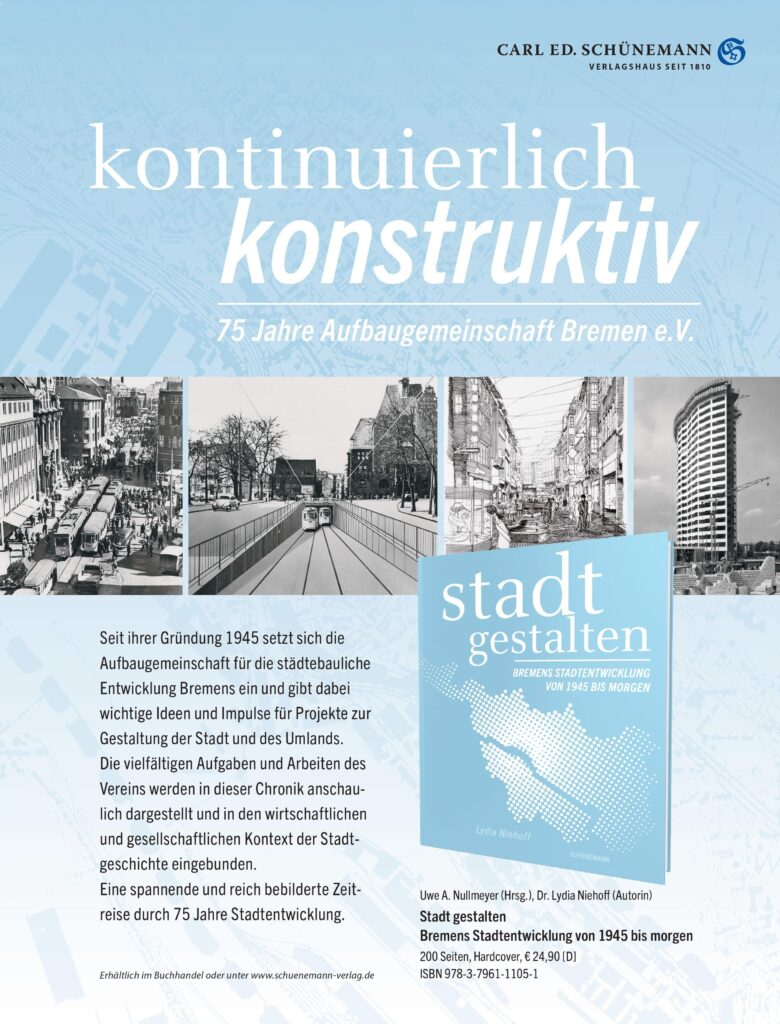 Chronik Aufbaugemeinschaft Bremen
