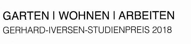 Logo Gerhard Iversen Studienpreis
