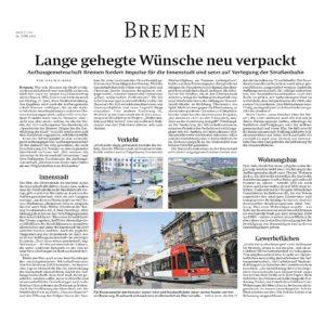 Weser Kurier 16. Juni 2019