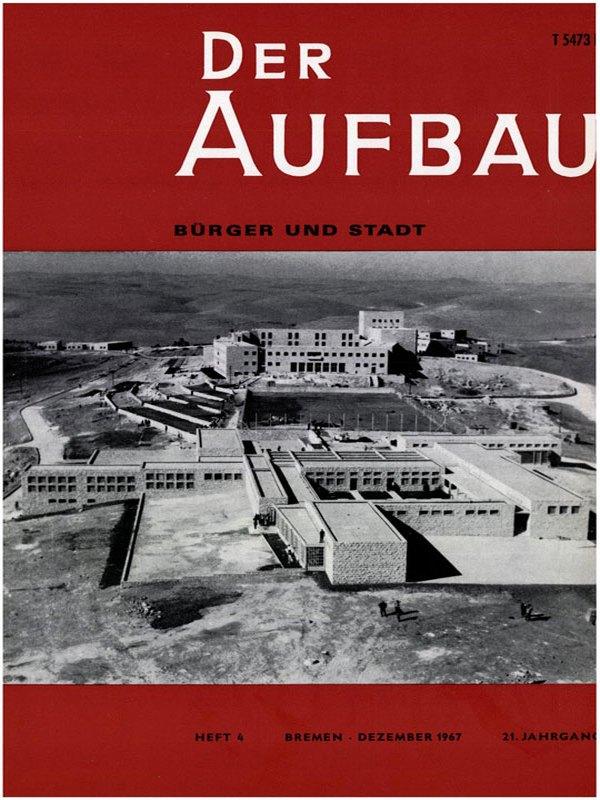 der aufbau 1967 4 Dezember