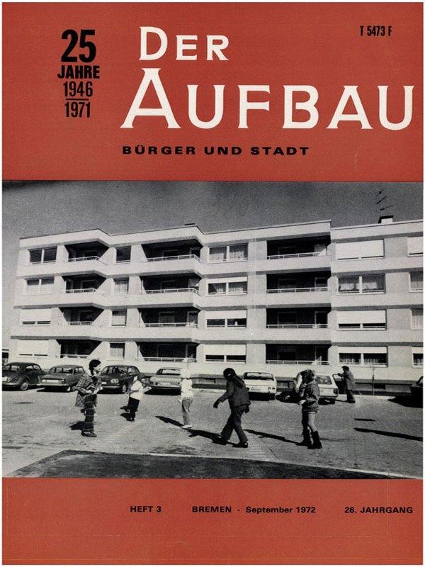 der aufbau 1972 3 September